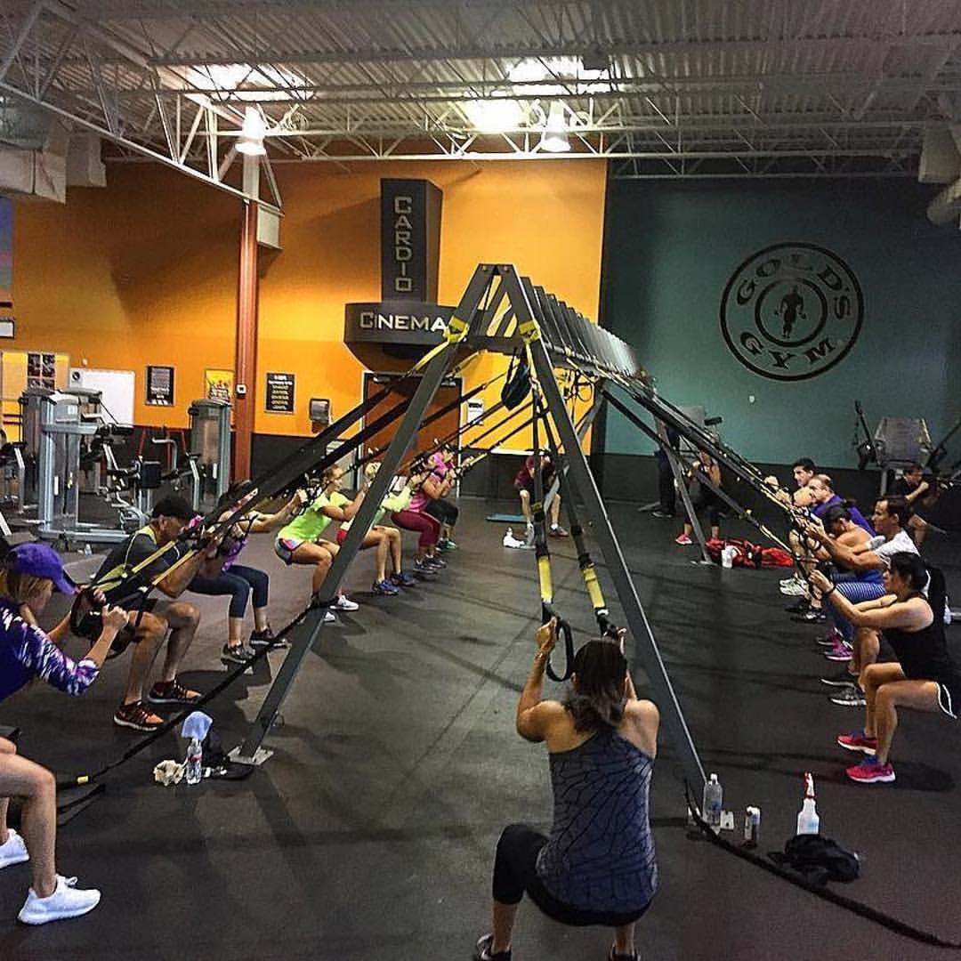 Gold's Gym Jupiter - Jupiter Documentation