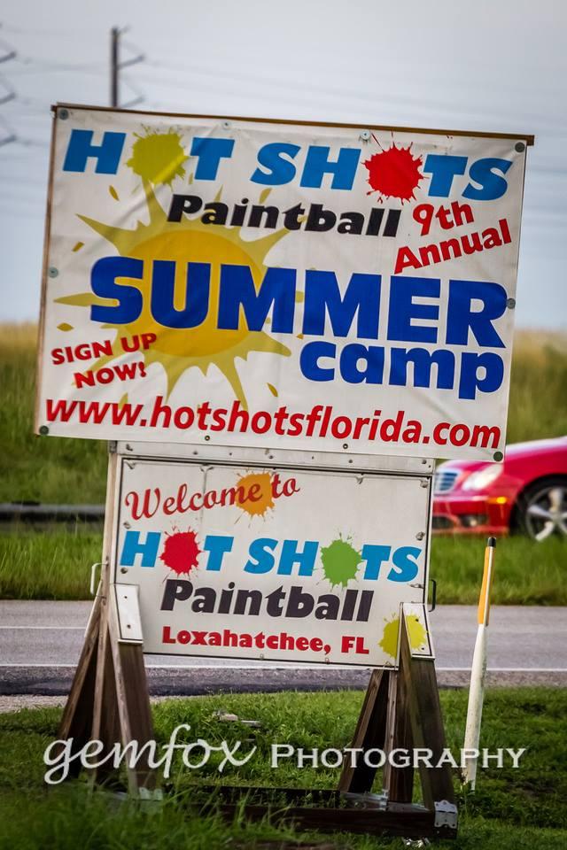 Hotshots Paintball - Loxahatchee Groves Informative