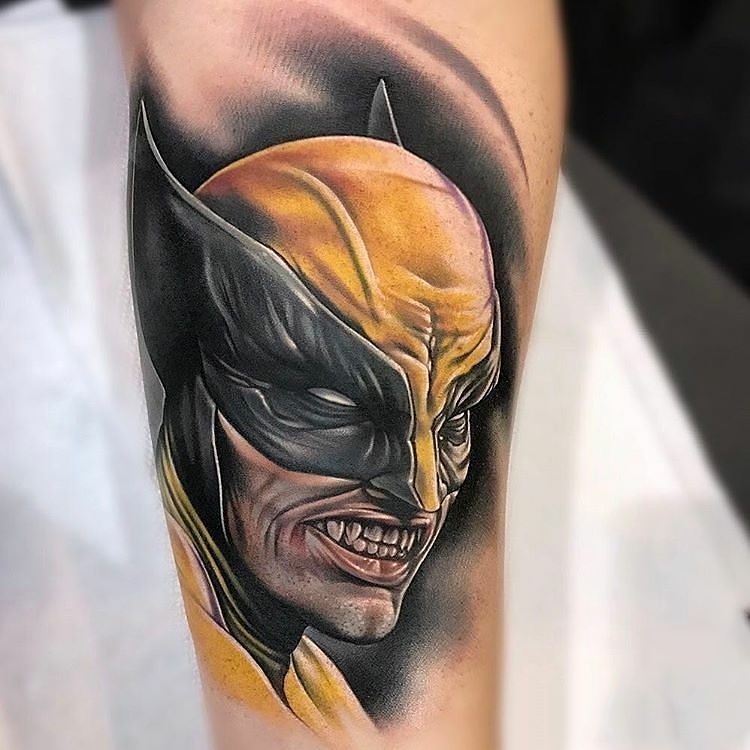 InkaHolik Tattoos - Miami | Service - Tattoo Body Paint