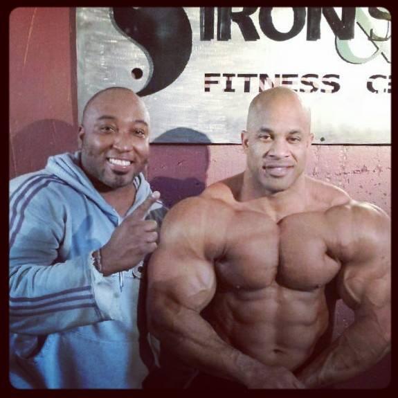 Iron & Silk Personal Fitness - Coffeyville Accommodate