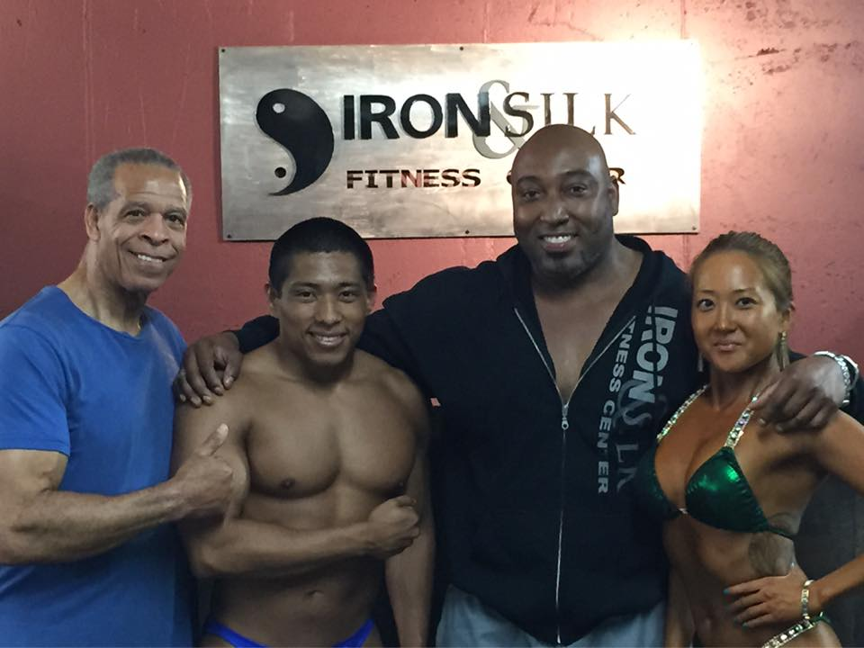 Iron & Silk Personal Fitness - Coffeyville Appointments