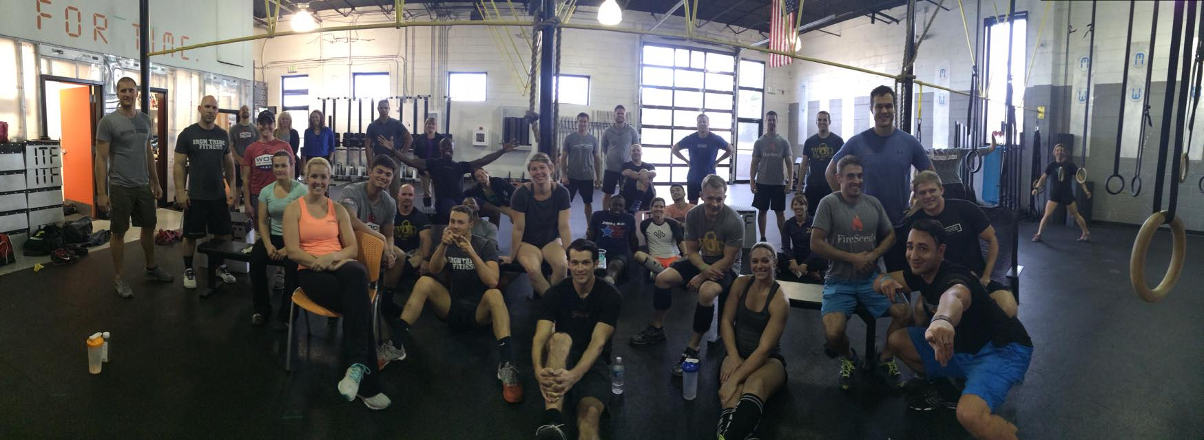 Iron Tribe Fitness - Coral Gables Informative