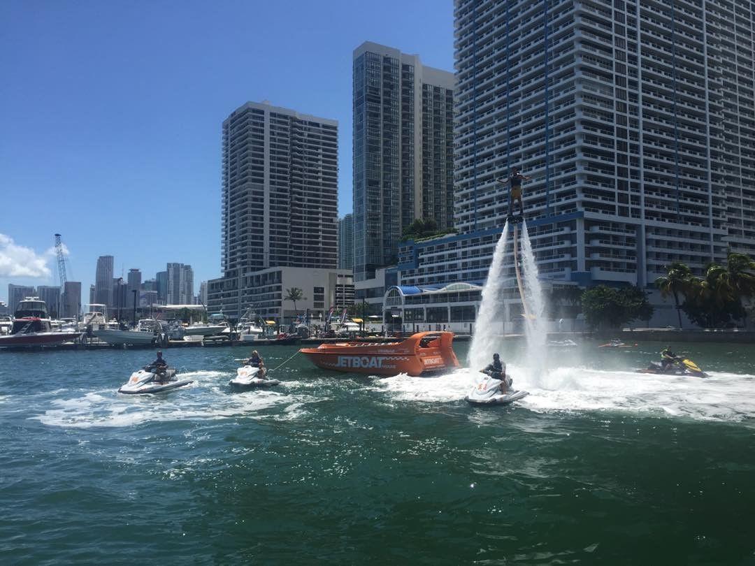 Jet Boat Miami - Downtown Miami Sightseeing