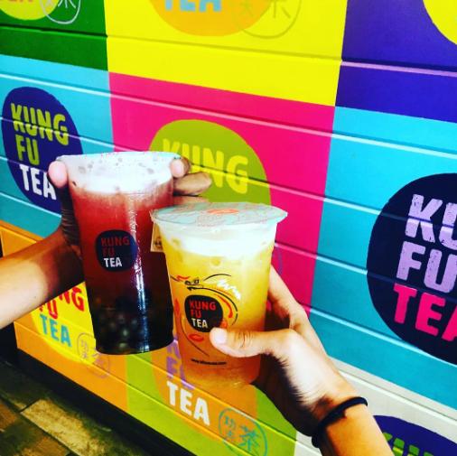 Kung Fu Tea - New York Reservation