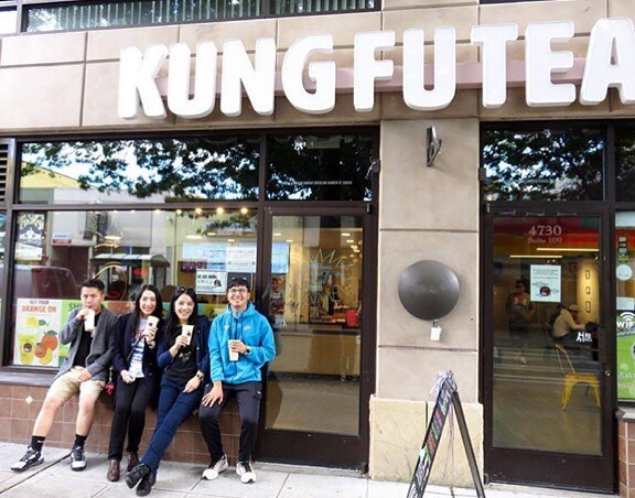 Kung Fu Tea - New York Informative