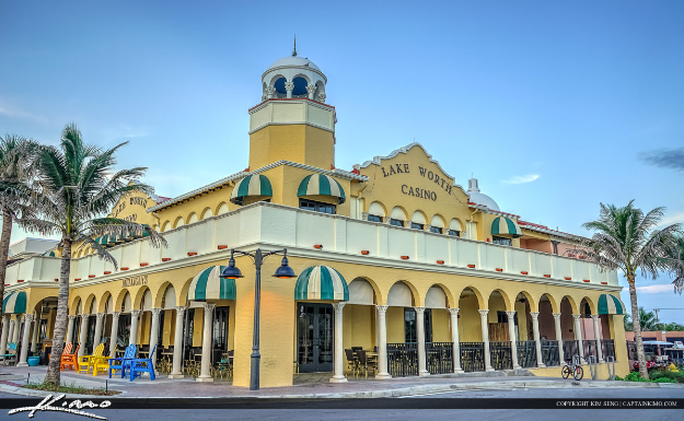Lake Worth Casino Building & Beach Complex Conventions