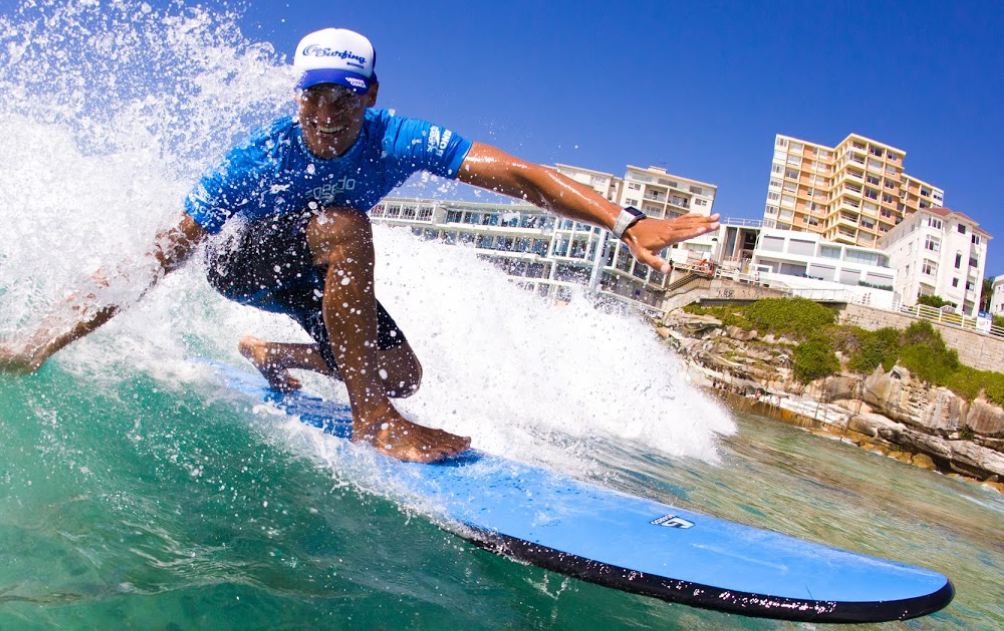 LETS GO SURFING - Bondi Accessibility