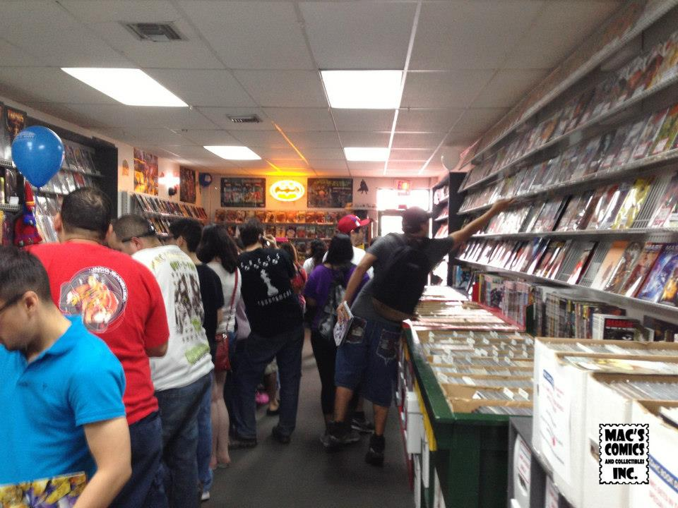 Mac's Comics & Collectibles - Miami Informative