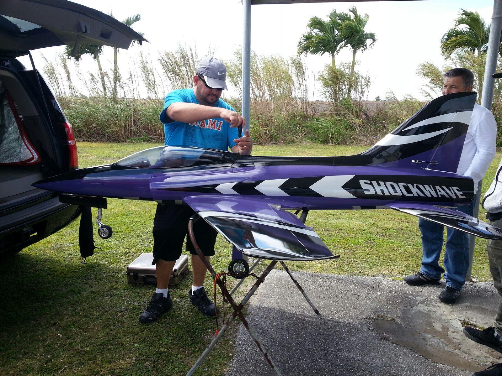 Mako's RC Jet Club - Miami Informative