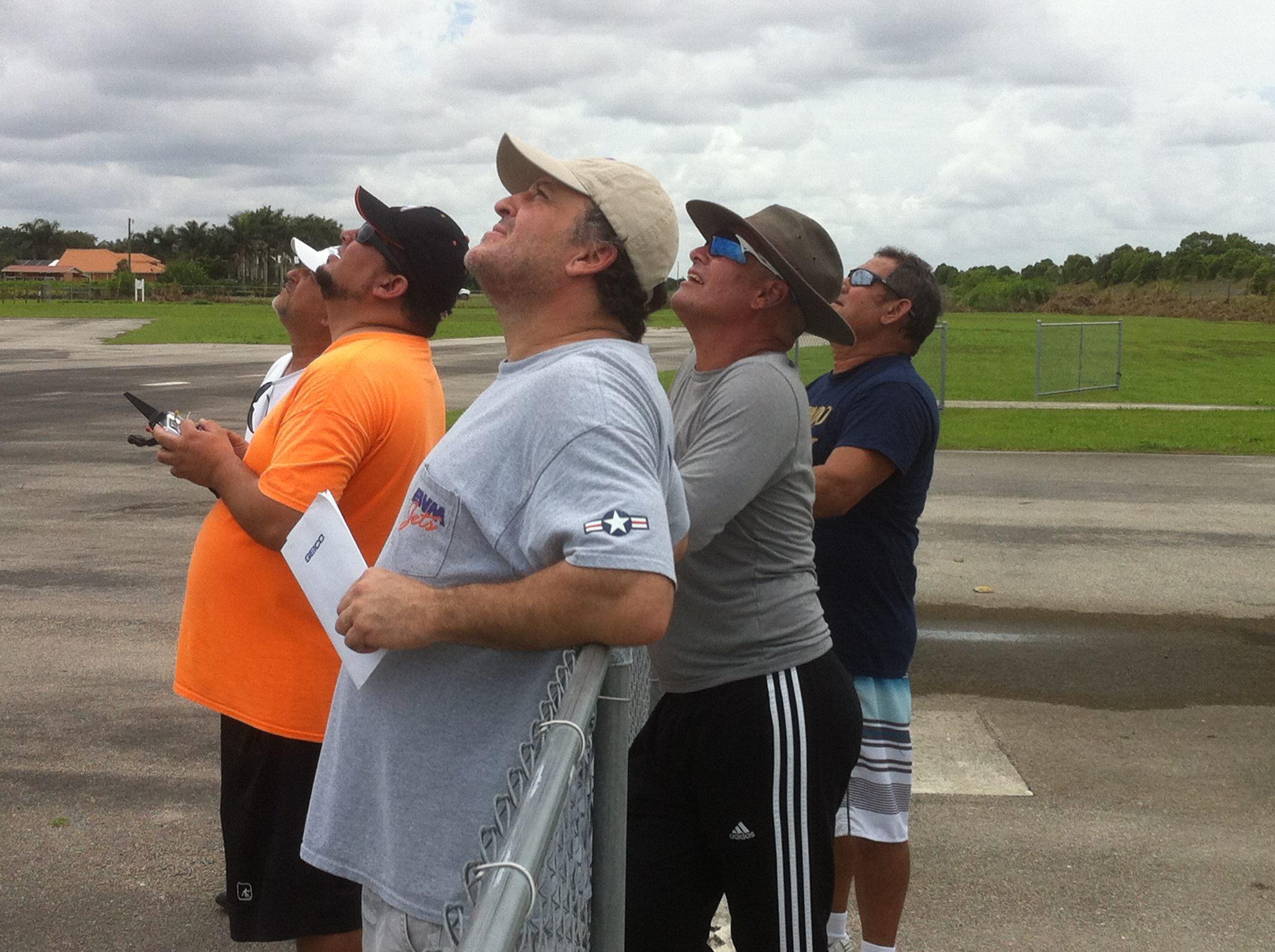 Mako's RC Jet Club - Miami Information