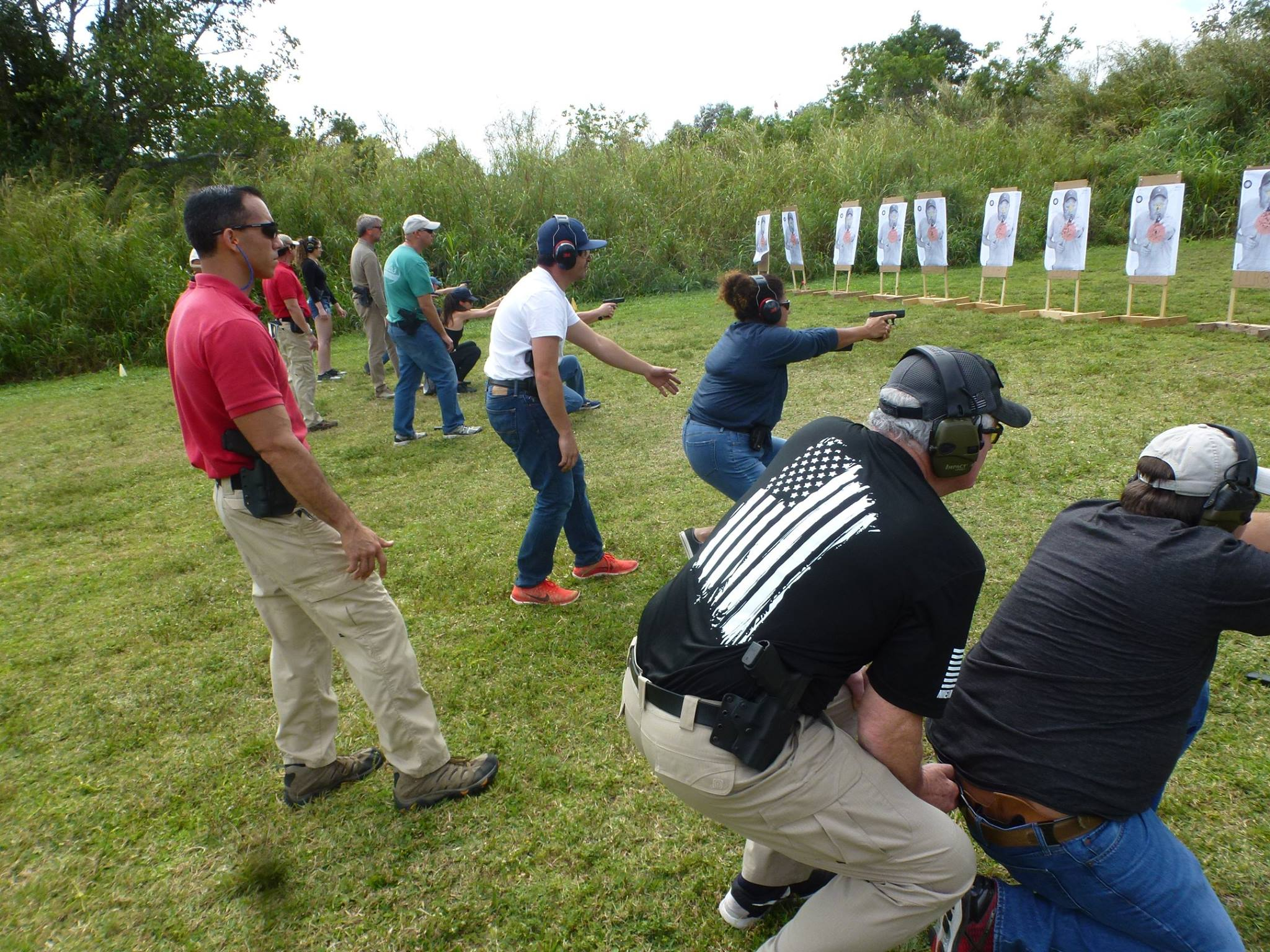 Miami Firearms Training Information
