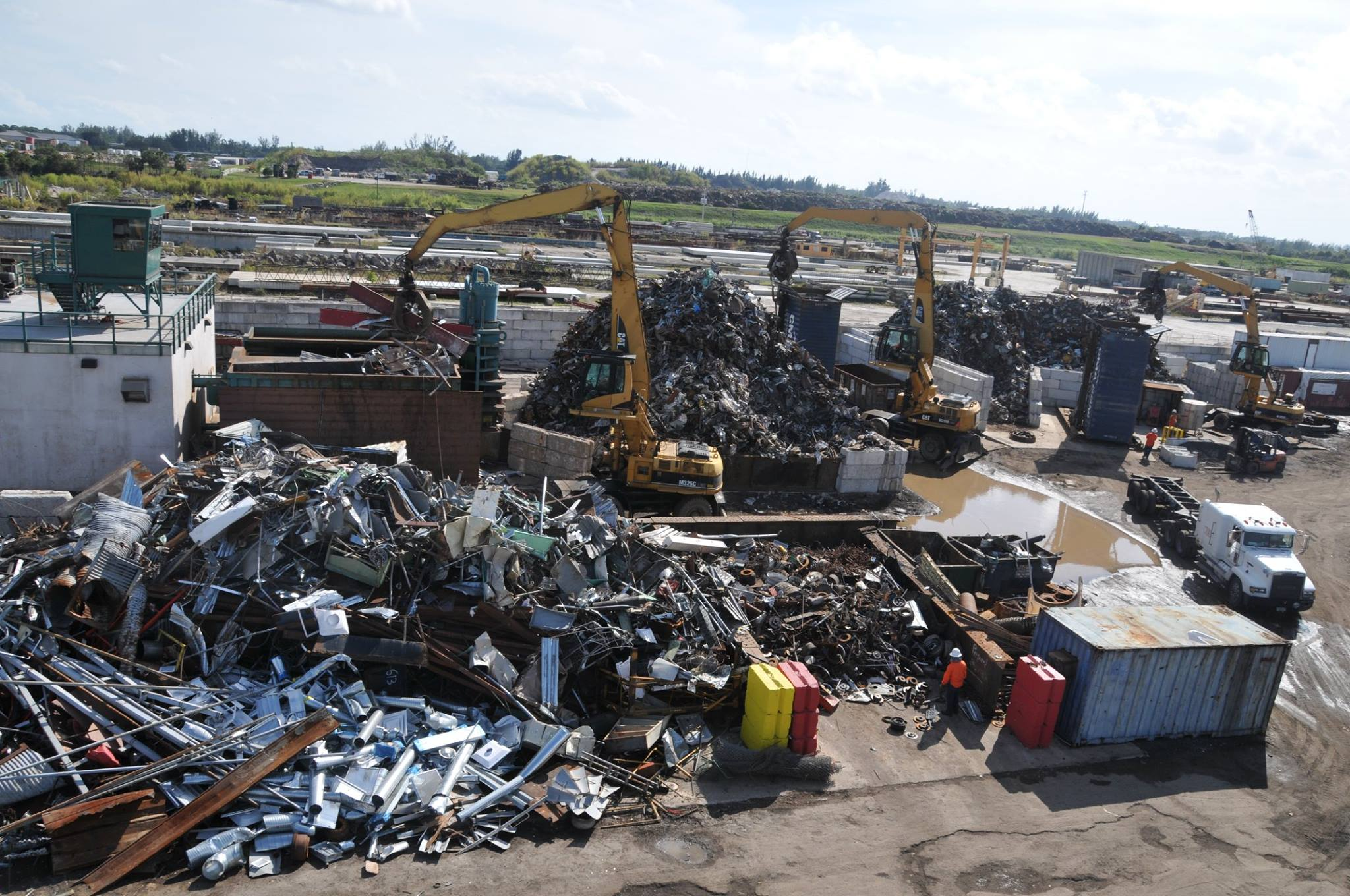 Palm Beach Metal Recycling - West Palm Beach Appointments