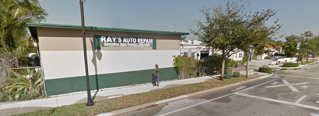 Ray's Auto Repair Webpagedepot