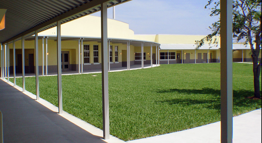 SD Spady Montessori Elementary - Delray Beach Elementary