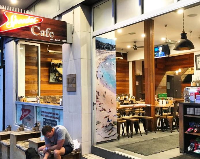 Speedo's Cafe - North Bondi Authentic