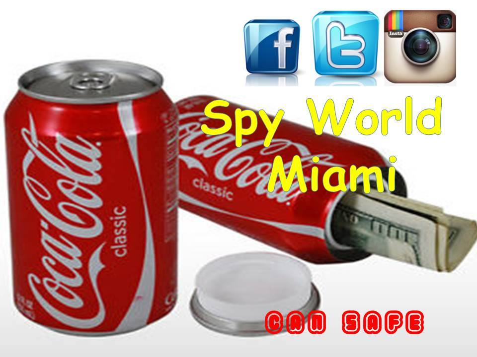 Spy World - Coral Gables Information
