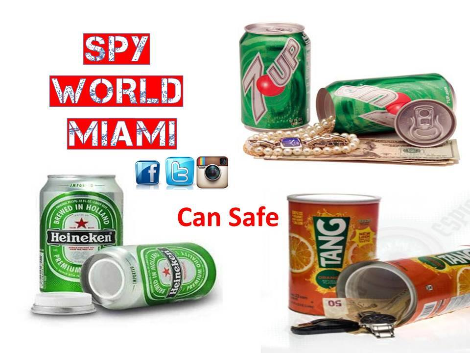 Spy World - Coral Gables Informative