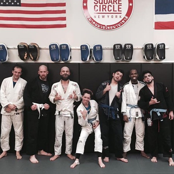 Square Circle Muay Thai - New York Webpagedepot