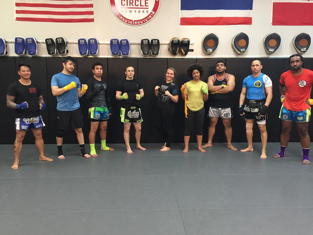 Square Circle Muay Thai - New York Establishment