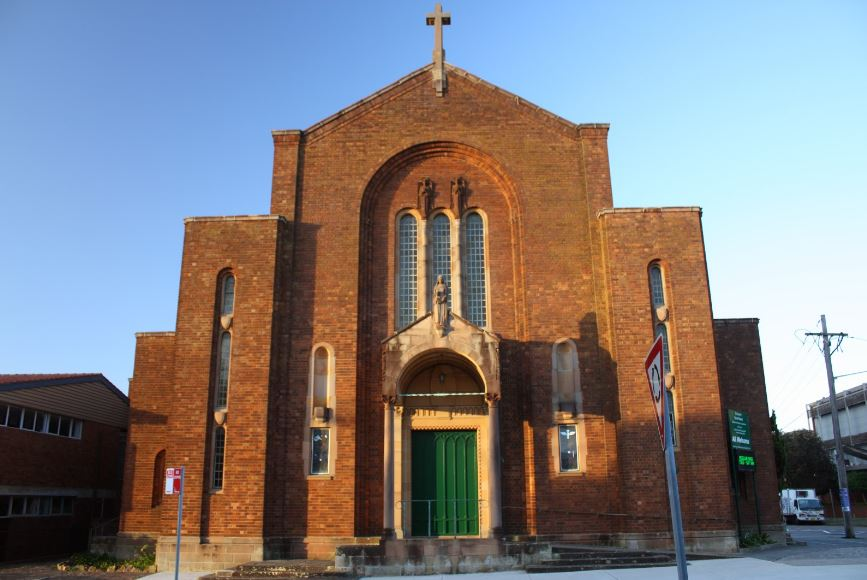 Saint Anne's Catholic Church - Bondi Beach Appointments