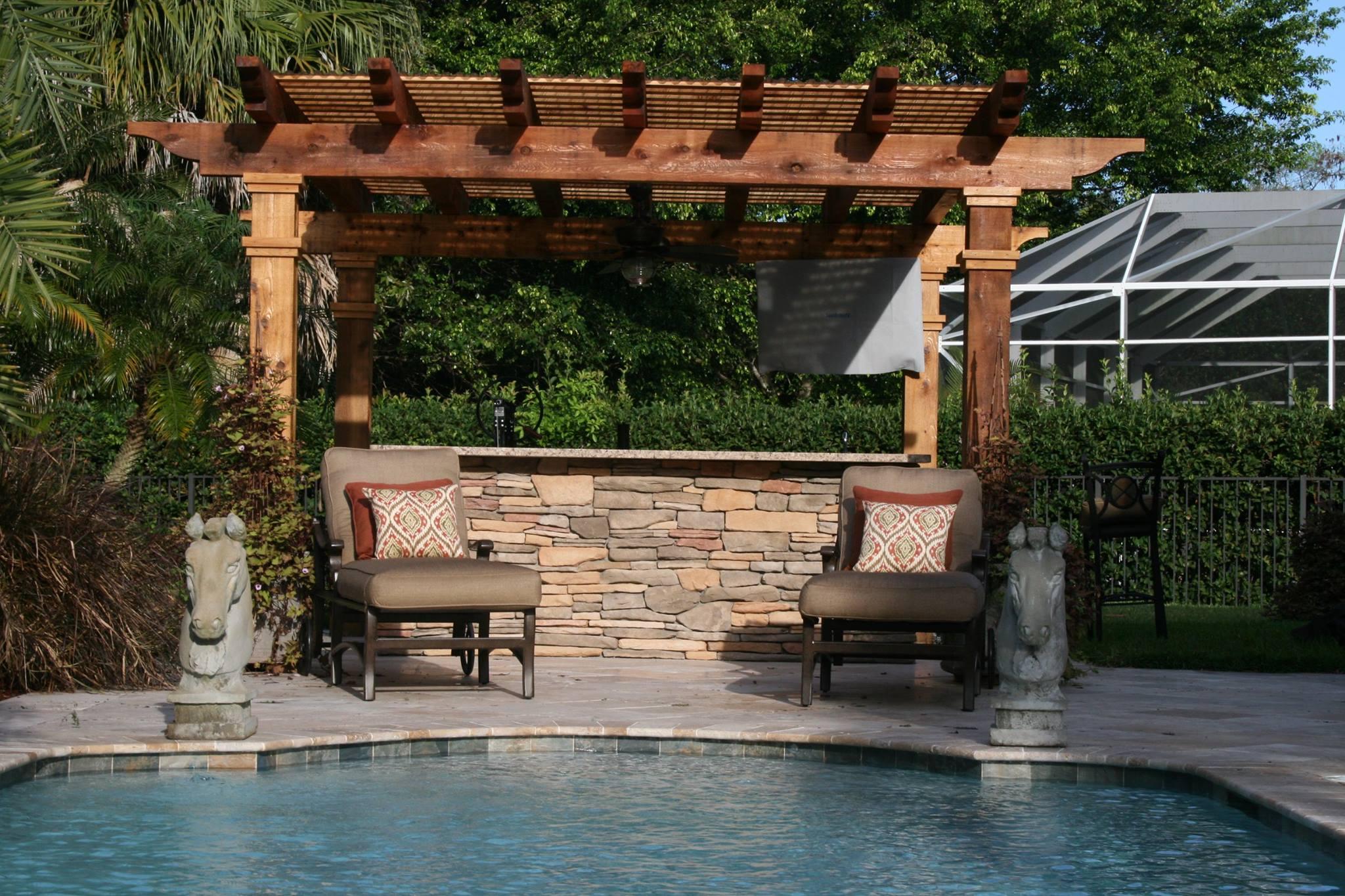 Sunsational Pools & Spas - Loxahatchee Installation