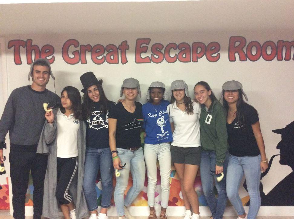 The Great Escape Room - Miami Informative