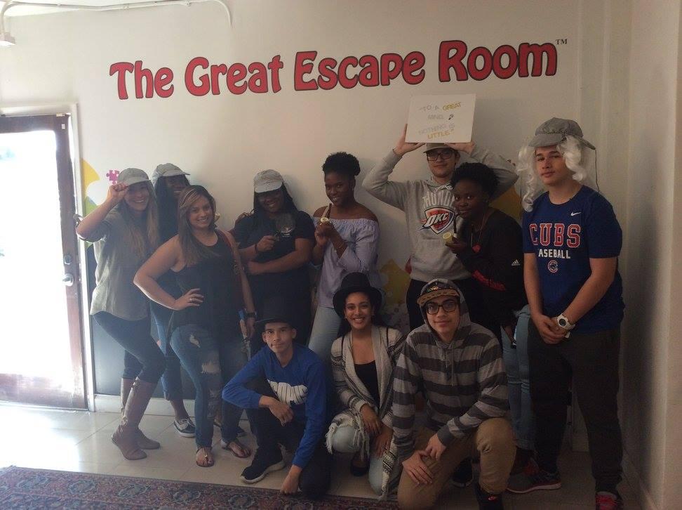 The Great Escape Room - Miami Organization