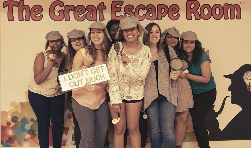 The Great Escape Room - Miami Webpagedepot