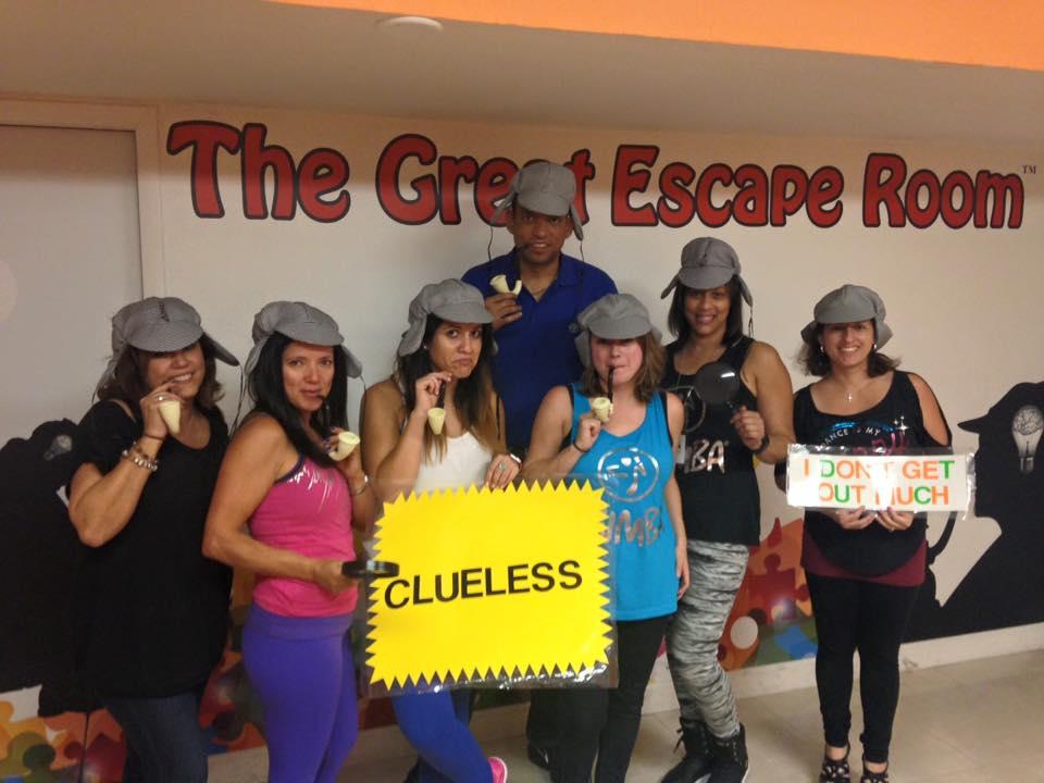 The Great Escape Room - Miami Contemporary