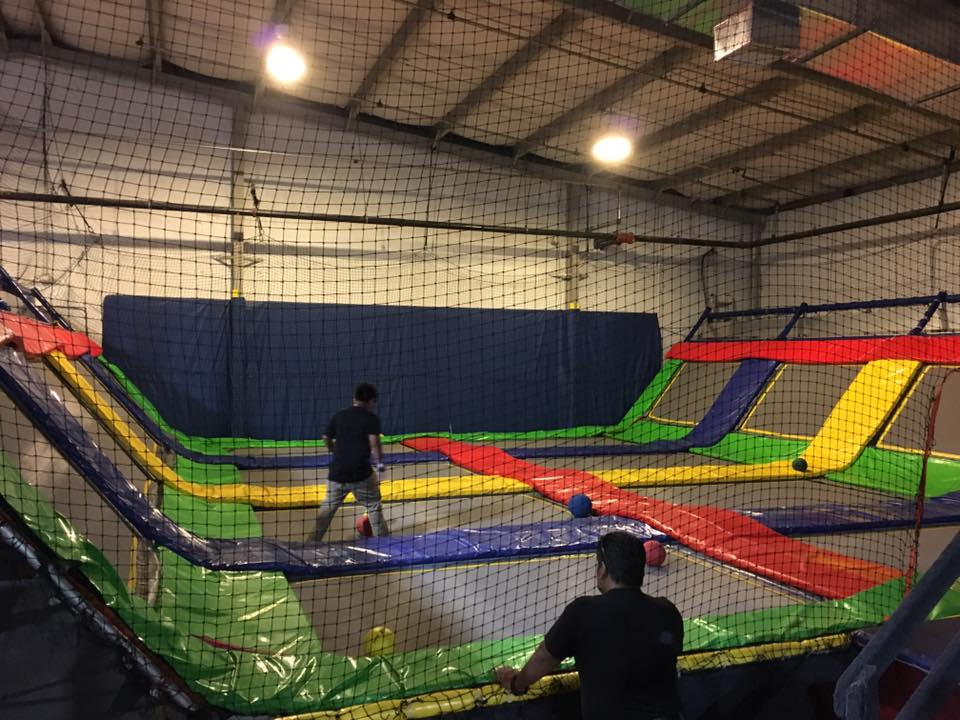 Trampoline High - Miami Establishment