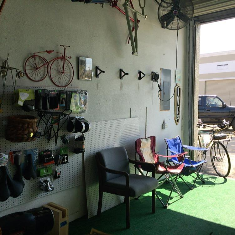 Two Wheel Picker Bicycle Shop - Miami Information