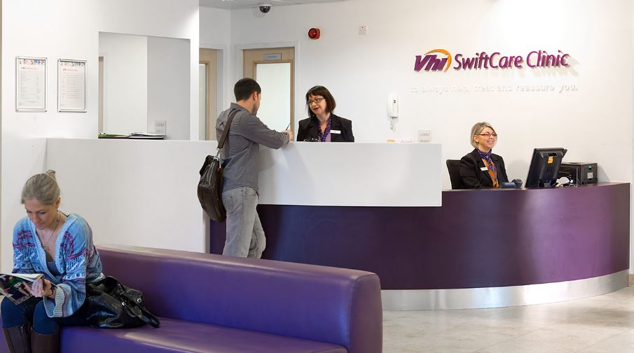 VHI Swiftcare Clinic - Nevinstown Webpagedepot