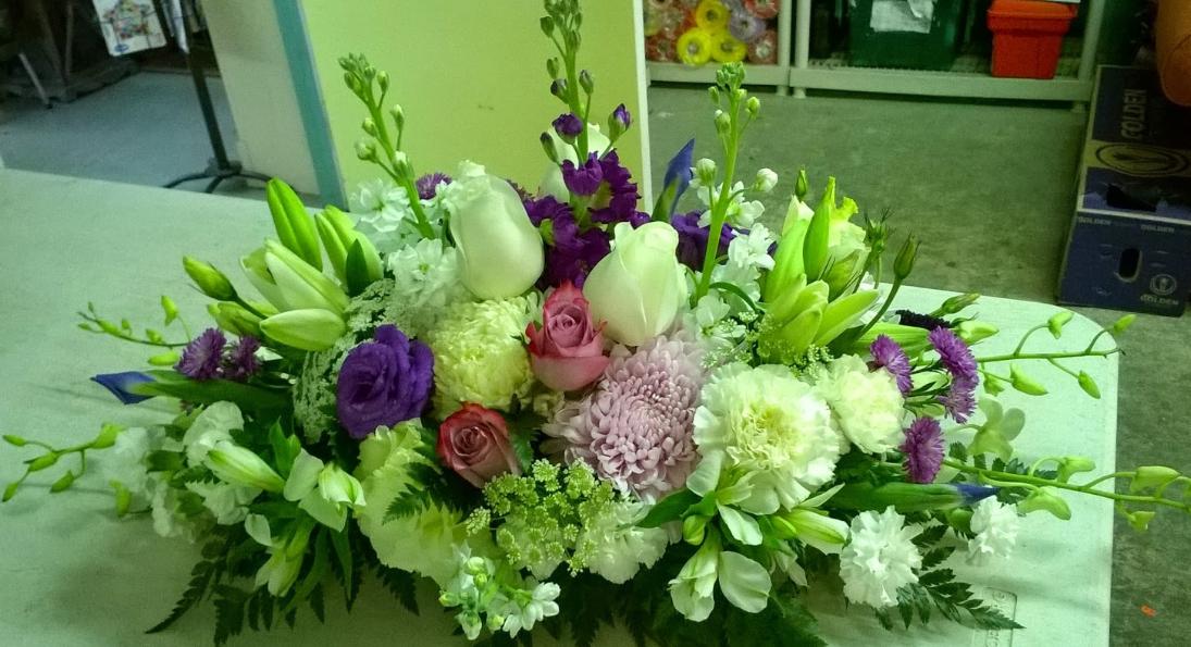 Victorian Garden Florist - Boynton Beach Combination