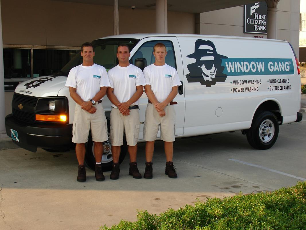 Window Gang of Palm Beach - West Palm Beach Establishment