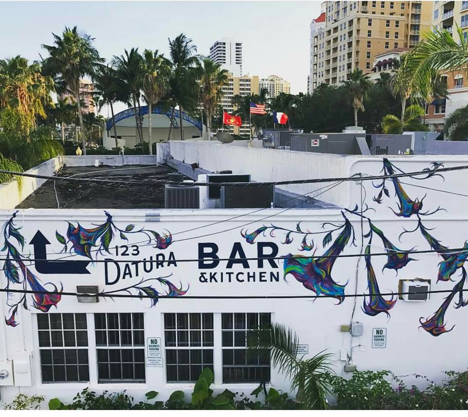 123 Datura Bar & Kitchen - West Palm Beach Entertainment