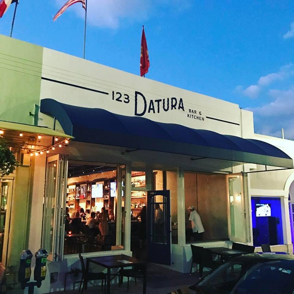 123 Datura Bar & Kitchen - West Palm Beach Establishment