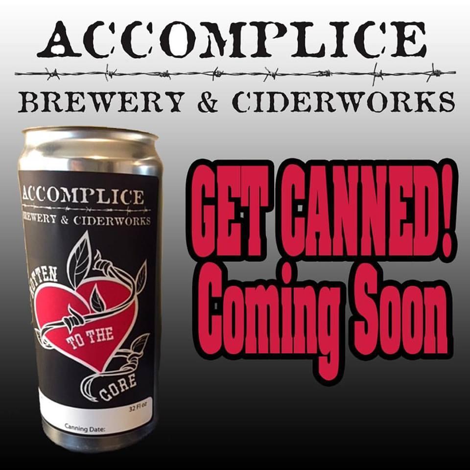Accomplice Brewery & Ciderworks - West Palm Beach Regulations