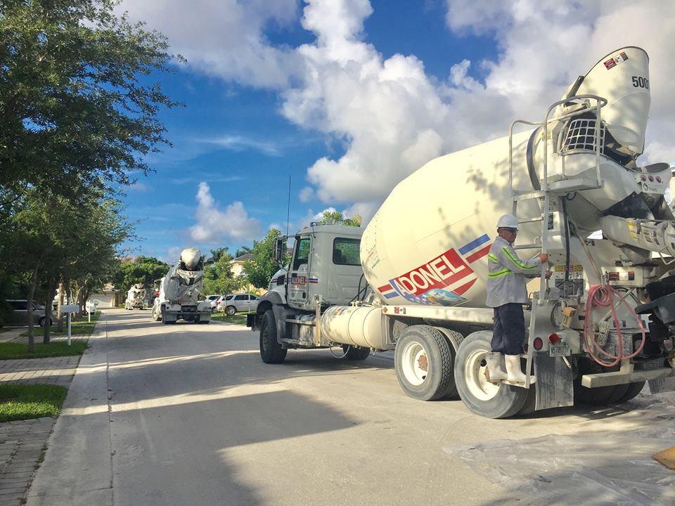Adonel Concrete - West Palm Beach Cleanliness