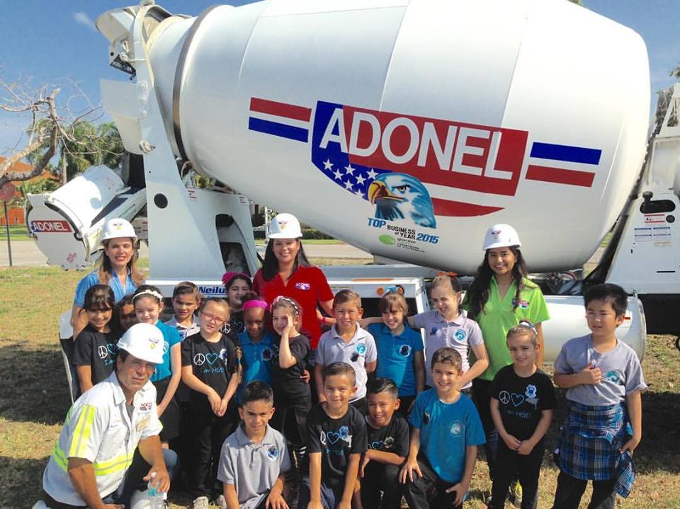 Adonel Concrete - West Palm Beach Information