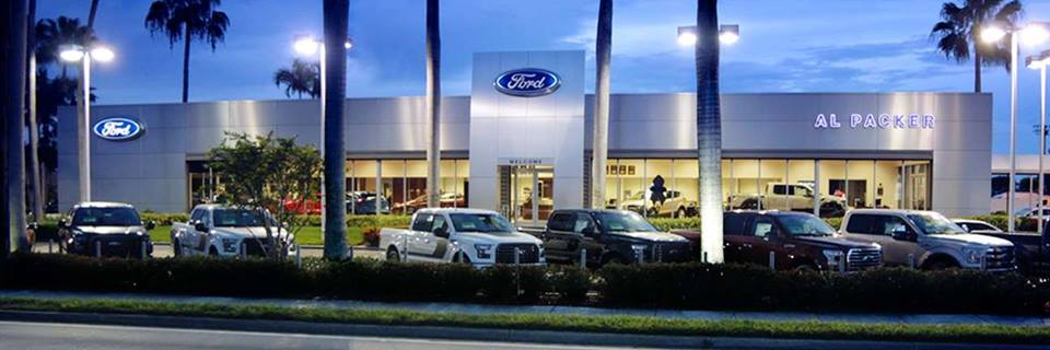 Al Packer Ford  - West Palm Beach Convenience