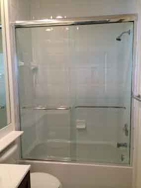 All American Mirror & Glass - West Palm Beach Installation