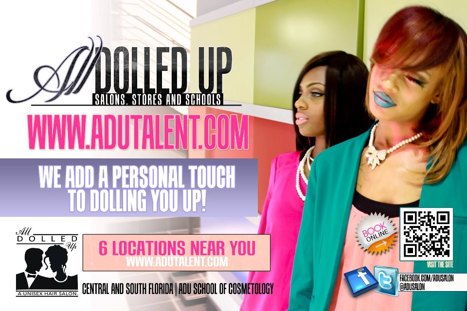 All Dolled Up Salons - North Palm Beach Cleanliness