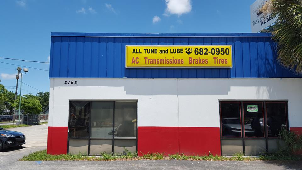 All Tune & Lube - West Palm Beach Establishment