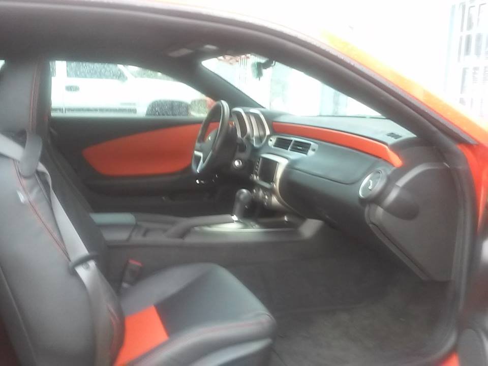ABC Custom Auto Upholstery Webpagedepot