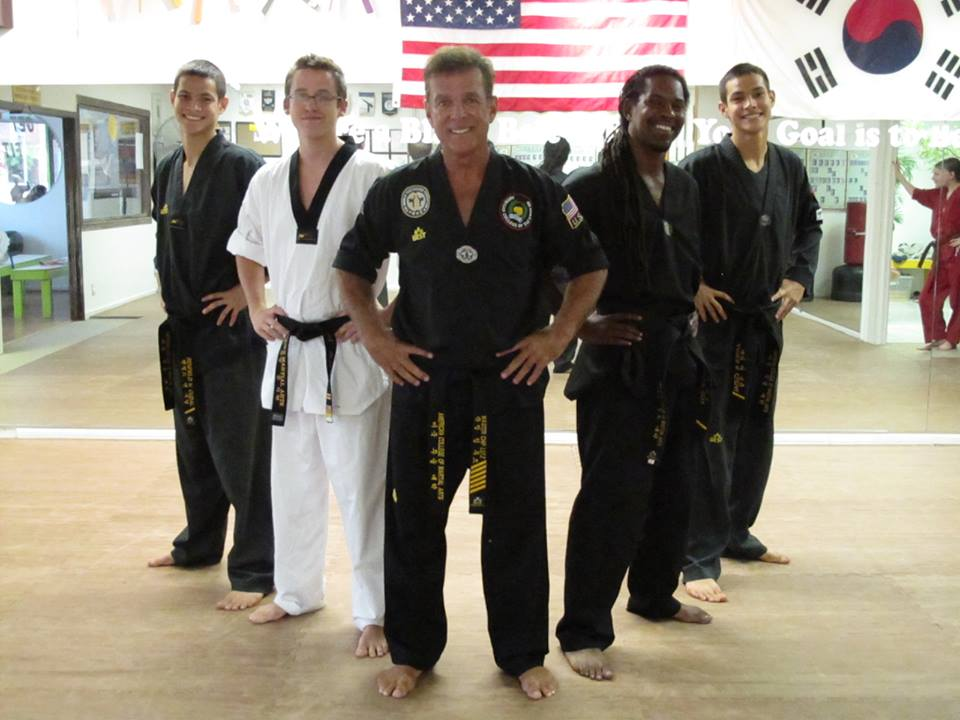 American College Of Martial Arts Positively