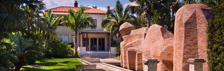 Ann Norton Sculpture Gardens - West Palm Beach Audio/mobile