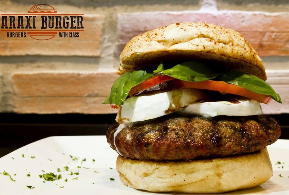 Araxi Burger - Surfside Webpagedepot