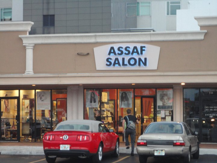Assaf Almog Salon - Sunny Isles Beach Regulations