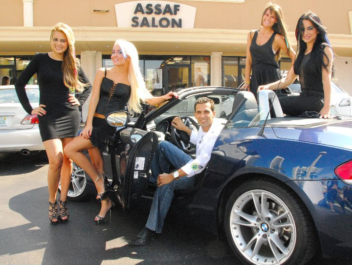 Assaf Almog Salon - Sunny Isles Beach Wheelchairs