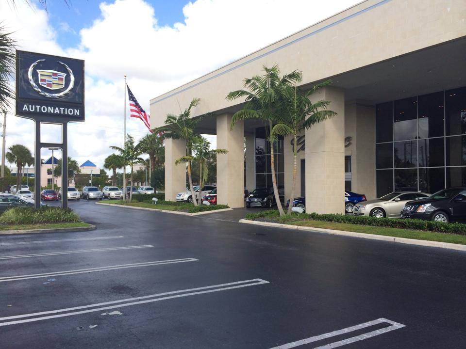 AutoNation Cadillac - West Palm Beach Informative